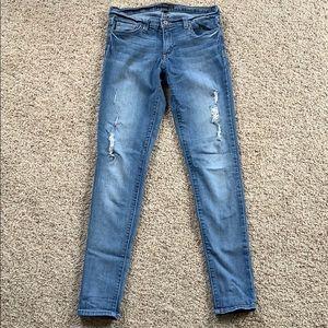 Flying Monkey Skinny Jeans Size 28
